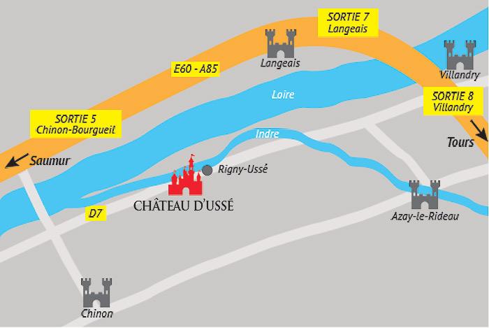 Le Chateau DUsse