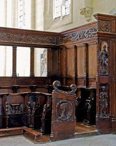 Chapelle d'Ussé