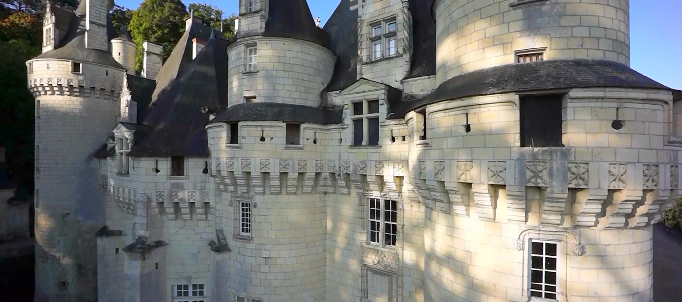Donjon du château d'Ussé