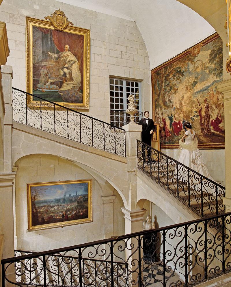 Intérieur Château D'Ussé
