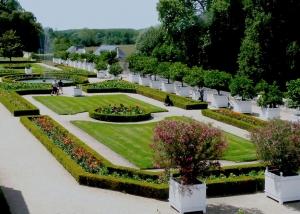 Les jardins d'Ussé