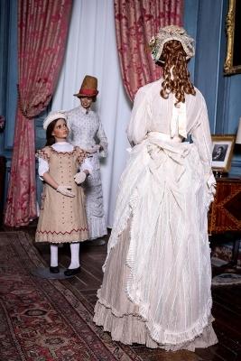 Exposition Costume et acessoires - Précieux Velours