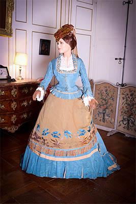 Exposition Costume et acessoires - Brodeur ou bordeur